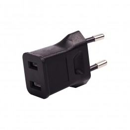 EU to US Universal AC Power Adapter